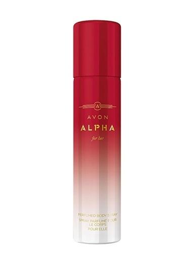 Avon Alpha Kadın Deodorant 75 Ml Renksiz